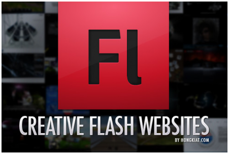 Flash Design Can Make a Website Look Appealing